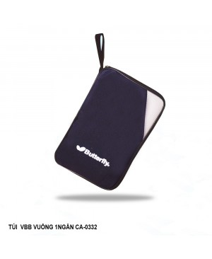 Túi vợt bóng bàn vuông 1 Ngăn CA-0332